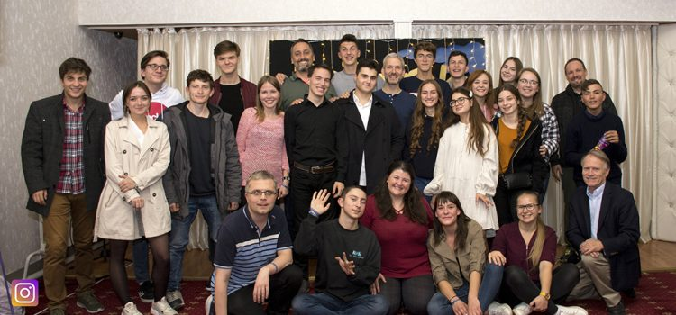 «Переосмысли!» – с таким призывом обратилась христианская молодёжь к студентам г. Бельцы